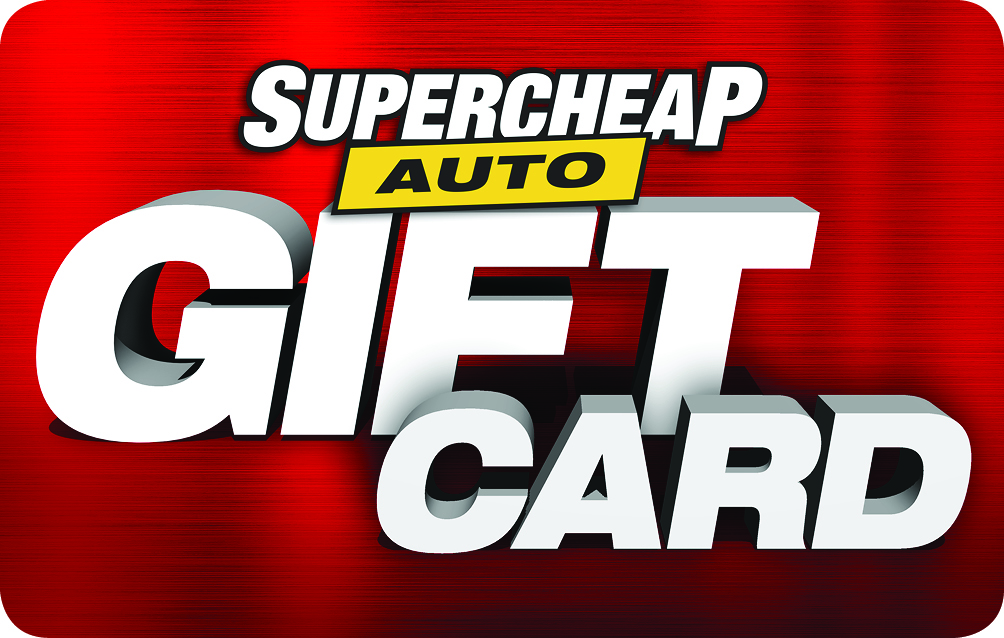 SUPERCHEAP AUTO Gift Card $100