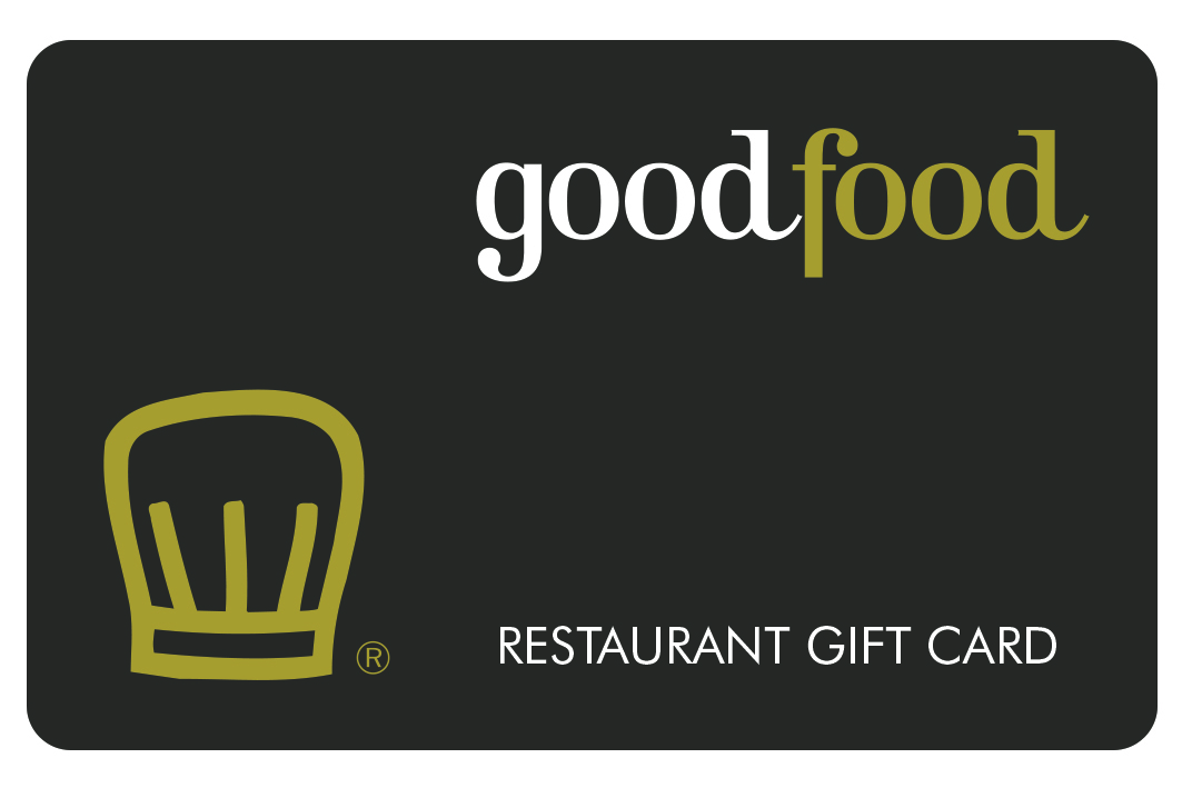 Good Food Gift card $100