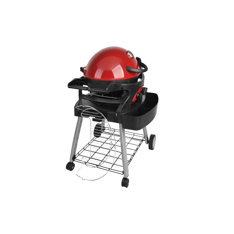 NEW-Ziegler-amp-Brown-Triple-Grill-Mobile-Cart-By-BBQs-Galore