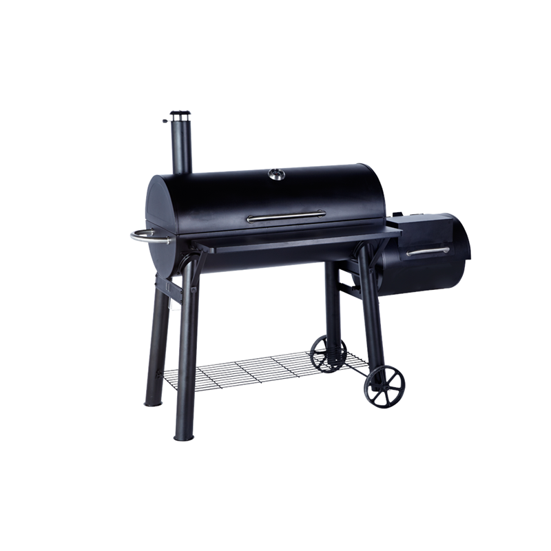 NEW-Texas-Offset-Smoker-By-BBQs-Galore